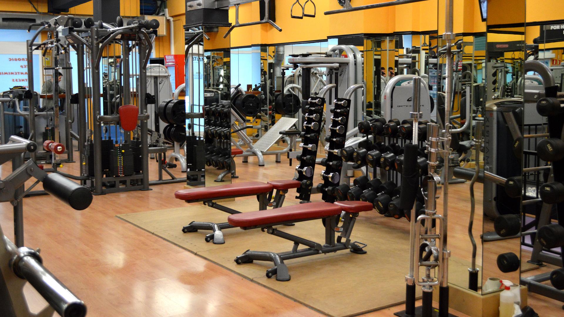 Gym atlanta studio gimnasio palma de mallorca for Gimnasio gimnasio